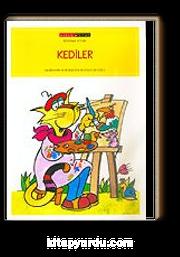 Kediler 16 Syf Renkli Boyama Kitabi Mustafa Delioglu