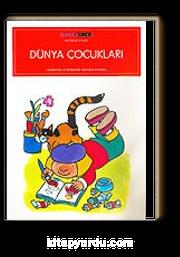 Dünya çocukları 16 Syf Renkli Boyama Kitabı Mustafa Delioğlu