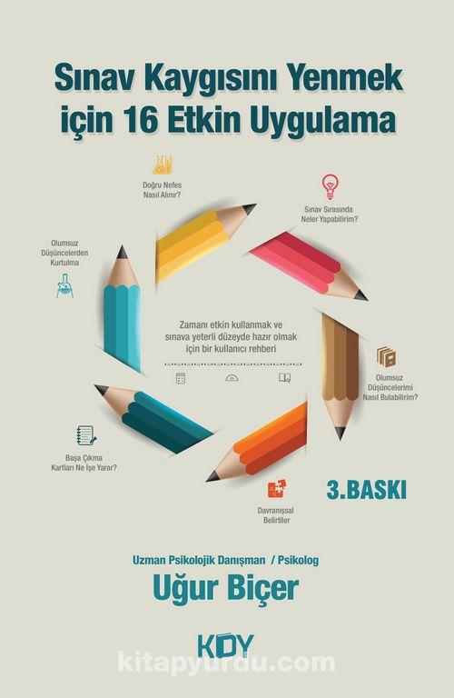 Sınav Kaygısını Yenmek için 16 Etkin Uygulama Ekitap İndir | PDF | ePub | Mobi