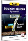 2016 ÖABT Türk Dili ve Edebiyatı Öğretmenliği Tamamı Çözümlü 7 Deneme Sınavı