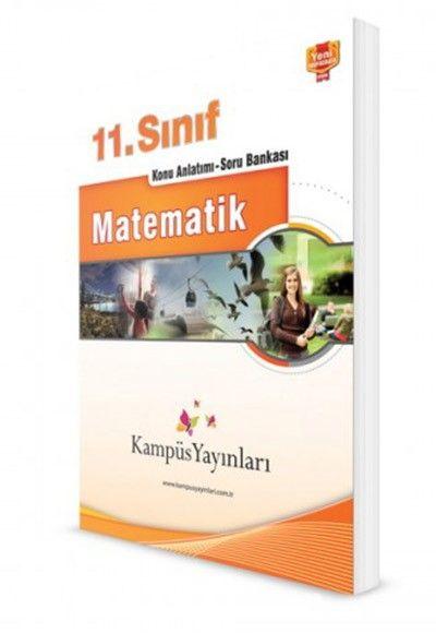 11. Sınıf İleri Matematik Konu Anlatımlı Soru Bankası