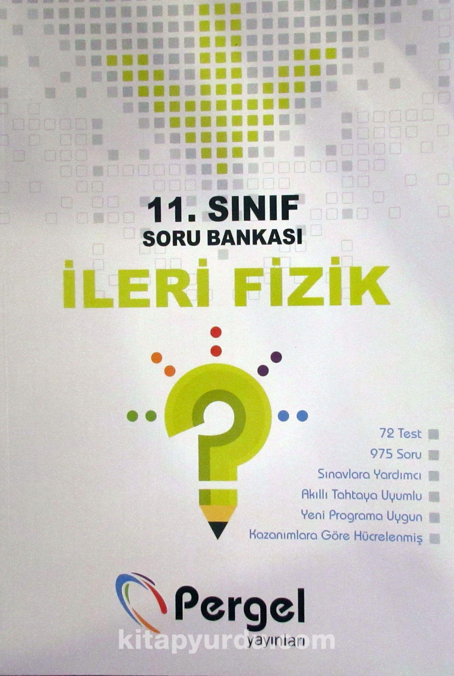 11. Sınıf İleri Fizik Soru Bankası