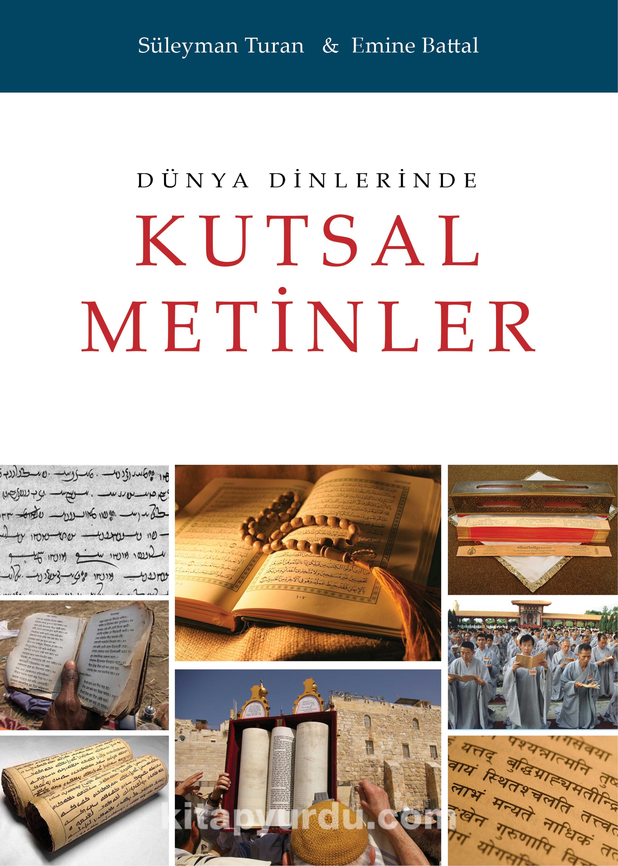 Dünya Dinlerinde Kutsal Metinler - Emine Battal pdf epub