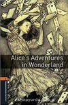 OBWL - Level 2: Alice's Adventures in Wonderland - audio pack