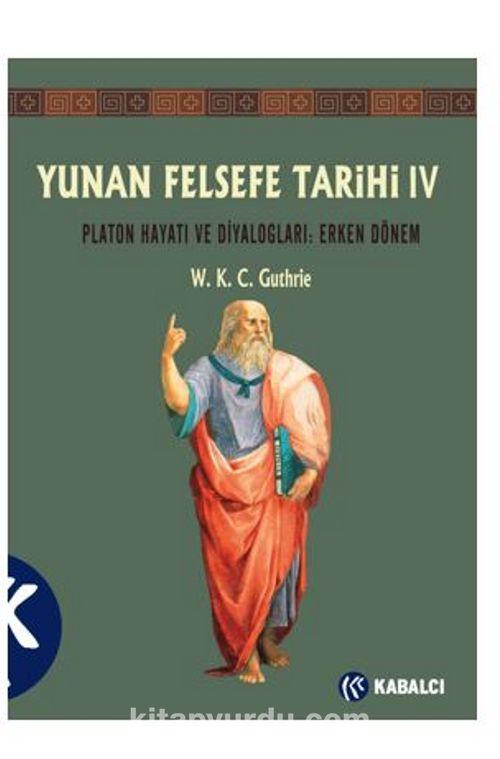 Yunan Felsefe Tarihi IV Ekitap İndir | PDF | ePub | Mobi