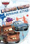 Disney Pıxar Arabalar 2 Dünya Turu Boyama Kitabı