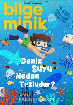 Bilge Minik Dergisi Sayı:59 Temmuz 2021