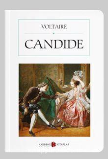Candide (Cep Boy) (Tam Metin)