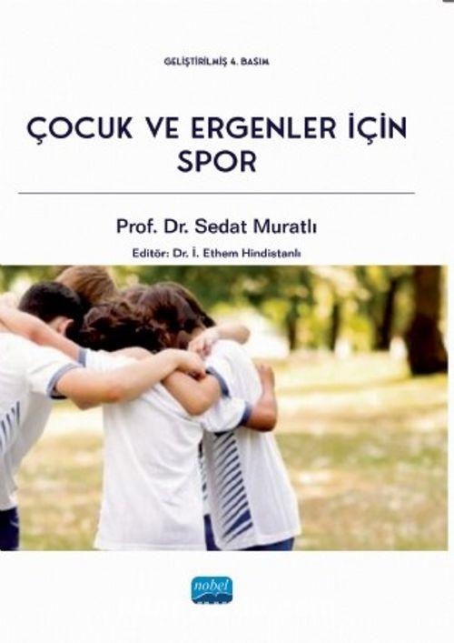 Çocuk ve Ergenler İçin Spor Ekitap İndir | PDF | ePub | Mobi
