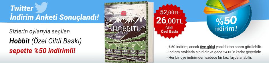 Hobbit (Özel Ciltli Baskı) %50