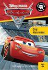 Zihin Zıplatan Faaliyetler Disney Pixar Arabalar 3