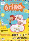 Briko El Becerileri ve Çevre Bilinci Dergisi Sayı:4 Temmuz-Ağustos 2021