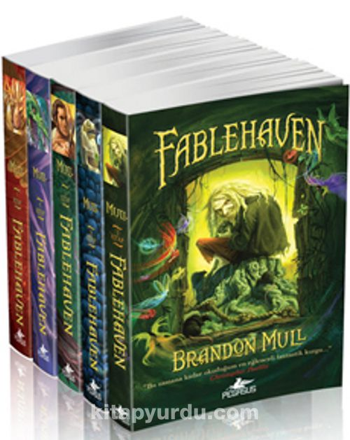 Fablehaven Serisi Takım Set (5 Kitap) Ekitap İndir   PDF   ePub   Mobi