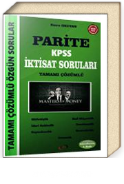 2016KPSS Parite  İktisat Soruları Tamamı Çözümlü