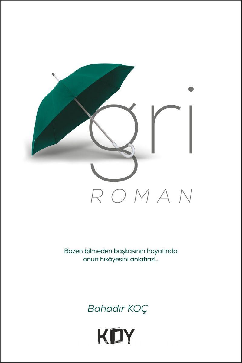 Gri Roman Ekitap İndir | PDF | ePub | Mobi
