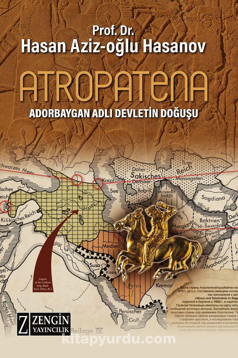 Atropatena & Adorbaygan Adli Devletin Doğuşu Ekitap İndir   PDF   ePub   Mobi