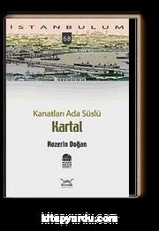 Kanatları Ada Süslü Kartal-68