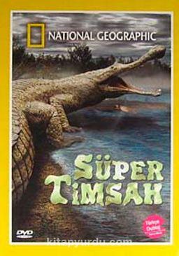 Süper Timsah (DVD)
