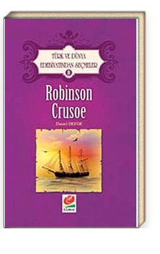 Robinson Crusoe / Türk ve Dünya Edebiyatından Seçmeler-8