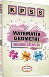 2016 KPSS Genel Yetenek Matematik-Geometri Uygulamalı Ders Notları