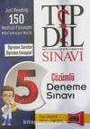 Tıp Dil Sınavı Çözümlü Deneme Sınavı