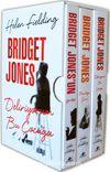 Bridget Jones Serisi Seti (3 Kitap)
