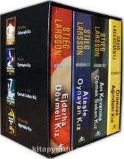 Millennium Serisi Seti (4 Kitap)