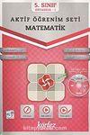 5.Sınıf Aktif Öğrenim Seti Matematik (Cd İlaveli)