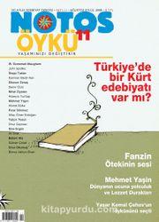 Notos Öykü İki Aylık Edebiyat Dergisi Ağustos-Eylül 2008 Sayı:11