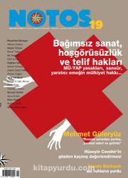 Notos Öykü İki Aylık Edebiyat Dergisi Aralık 2009 Ocak 2010 Sayı:19