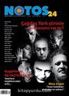 Notos Öykü İki Aylık Edebiyat Dergisi Ekim-Kasıml 2010 Sayı:24