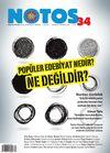 Notos Öykü İki Aylık Edebiyat Dergisi Haziran-Temmuz 2012 Sayı:34