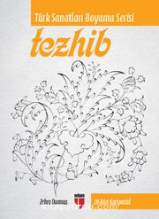 Tezhib - Türk Sanatları Boyama Serisi (20 Adet Kartpostal)