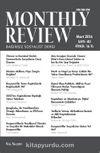 Monthly Review Türkçe 40. Sayı