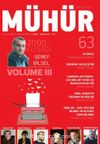 Mühür İki Aylık Şiir ve Edebiyat Dergisi Yıl:9 Sayı:63 Mart-Nisan 2016