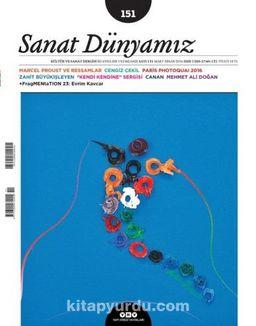 Sanat Dünyamız Üç Aylık Kültür ve Sanat Dergisi Sayı:151 Mart-Nisan 2016