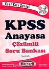 Kral Kızı Serisi-KPSS Anayasa Çözümlü Soru Bankası