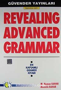 YDS Revealing Advanced Grammar - Mustafa Bahar pdf epub