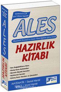 ALES Hazırlık Kitabı (Matematik-Türkçe) - Kollektif pdf epub