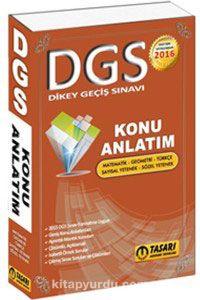 DGS Konu Anlatım - Kollektif pdf epub