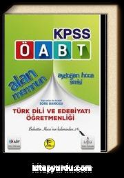2016 KPSS ÖABT Alan Memnun Türk Dili ve Edebiyatı Öğretmenliği Bilgi Notları ile Destekli Soru Bankası