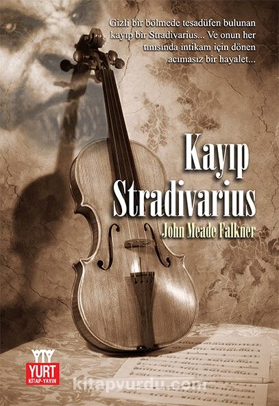 Kayıp Stradivarius - John Meade Falkner pdf epub