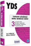 YDS Tamamı Çözümlü Soru Bankası Serisi 3