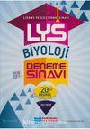 LYS Biyoloji Deneme Sınavı 20'li Fasikül