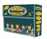 Profesör İyon İle Fen- Set 2 (5 Kitap)