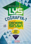 LYS Coğrafya 1 Deneme Sınavı 20'li Fasikül