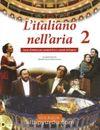 L'italiano nell'aria 2 +CD audio