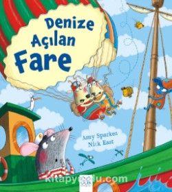 Denize Açılan Fare - Amy Sparkes pdf epub