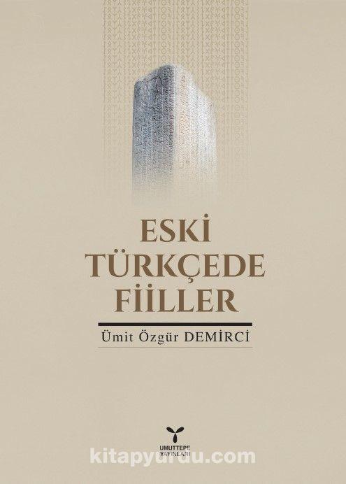 Eski Türkçede Fiiller