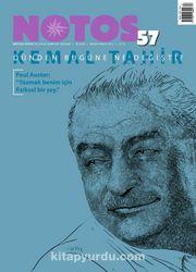 Notos Öykü İki Aylık Edebiyat Dergisi Nisan-Mayıs Sayı:57